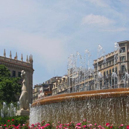 Barcelona Sunny, Canon POWERSHOT S90