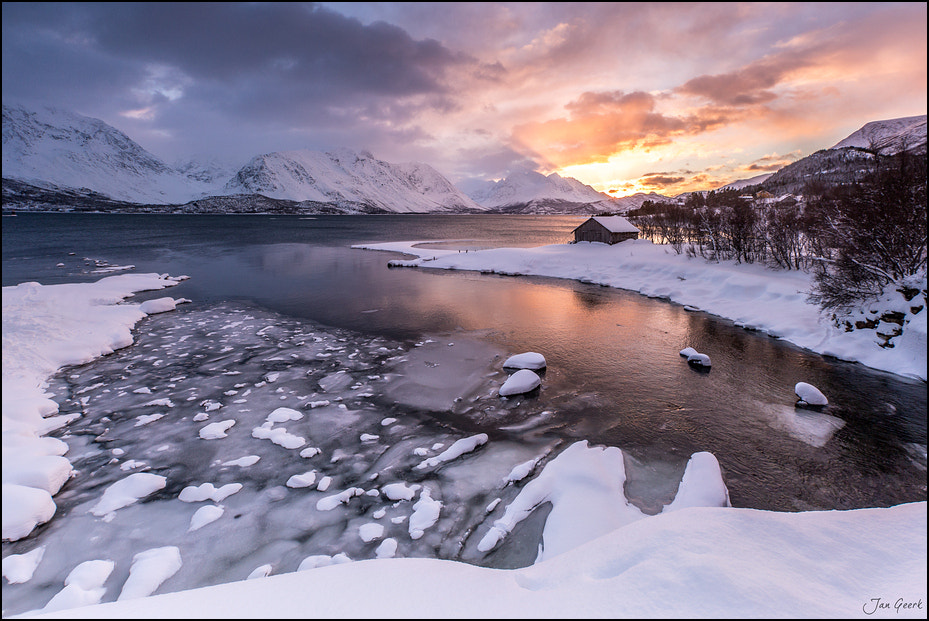 """Photograph """"Fire and Ice"""" by Jan Geerk on 500px"""