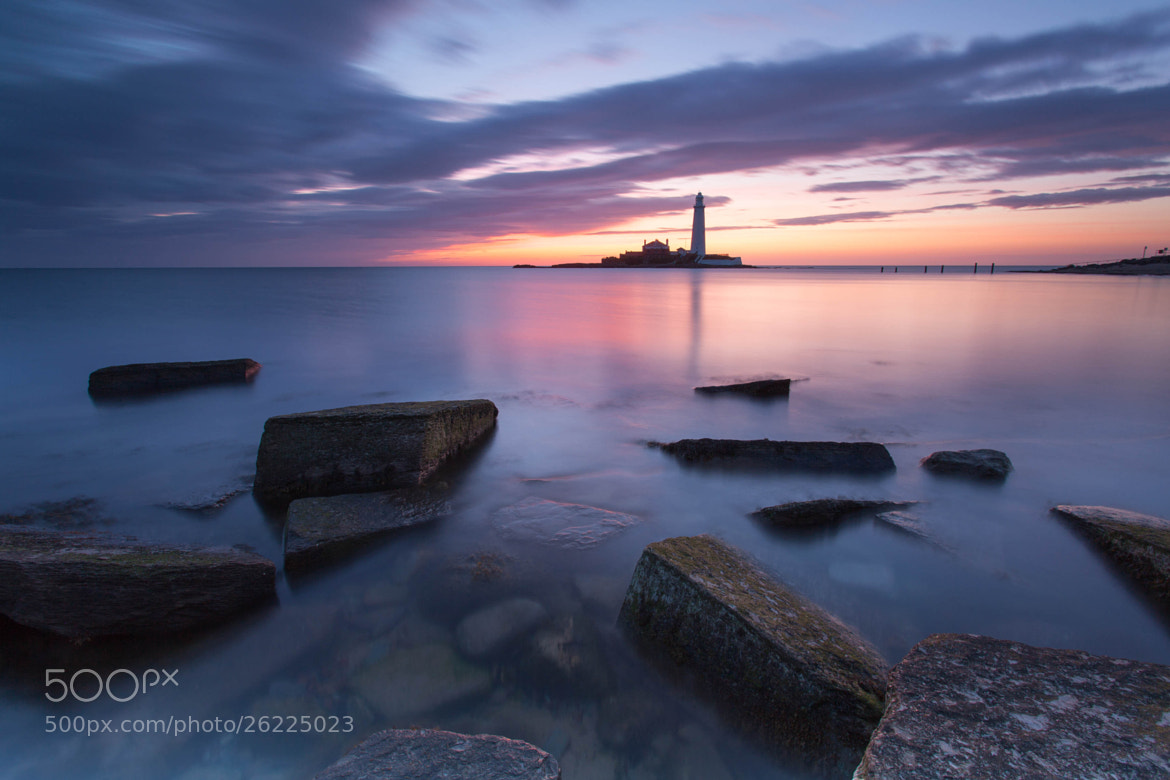 Photograph St Mary's on the Rocks by Carl Mickleburgh on 500px