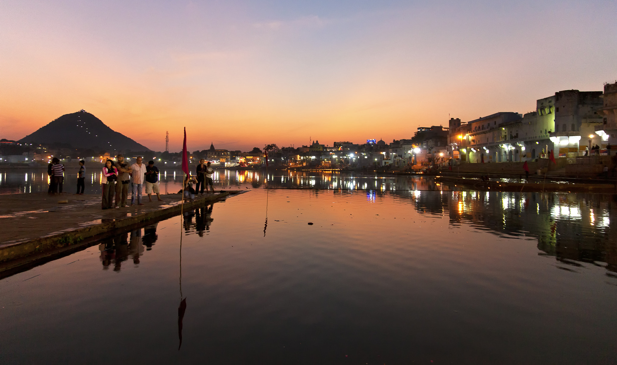 Photograph An Evening in Pushkar by Jassi Oberai on 500px