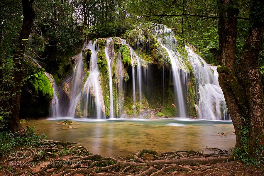 Photograph La cascade by Deen Guldemond on 500px