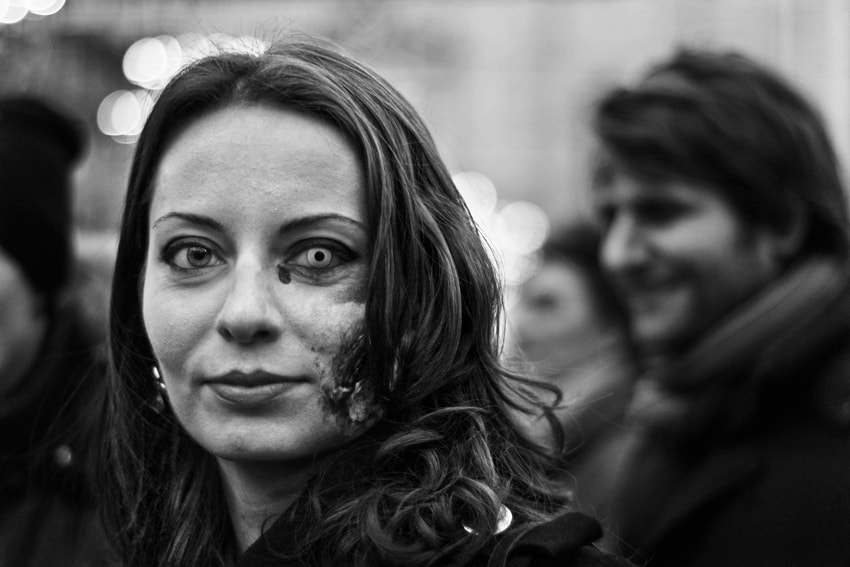 Photograph What Kinda Woman Is This by mario pignotti on 500px