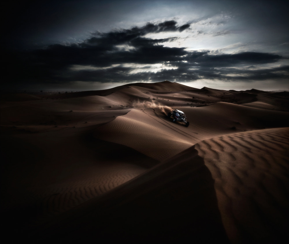 Photograph NIGHT RIDER by Alisdair Miller on 500px