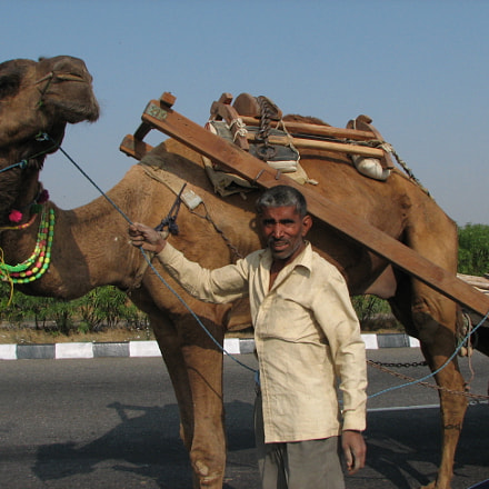 Camel, Canon POWERSHOT S2 IS