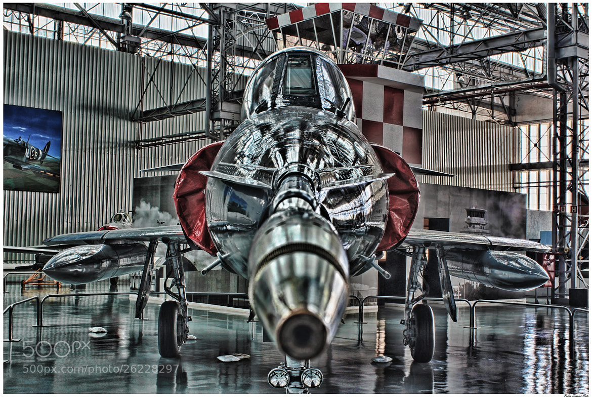 Photograph Dassault Breguet Mirage III - HDR by Pedro Turrini on 500px