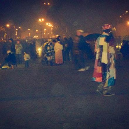 Marrakech plaza Yemaa el, Panasonic DMC-FZ28