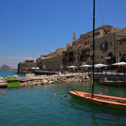 Jaffa Port, Canon EOS 5D MARK III, Canon EF 24-70mm f/2.8L II USM
