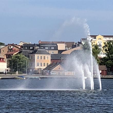 Baltic Sea Karlskrona view, Apple iPhone X
