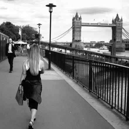 London calling, Sony DSC-W55