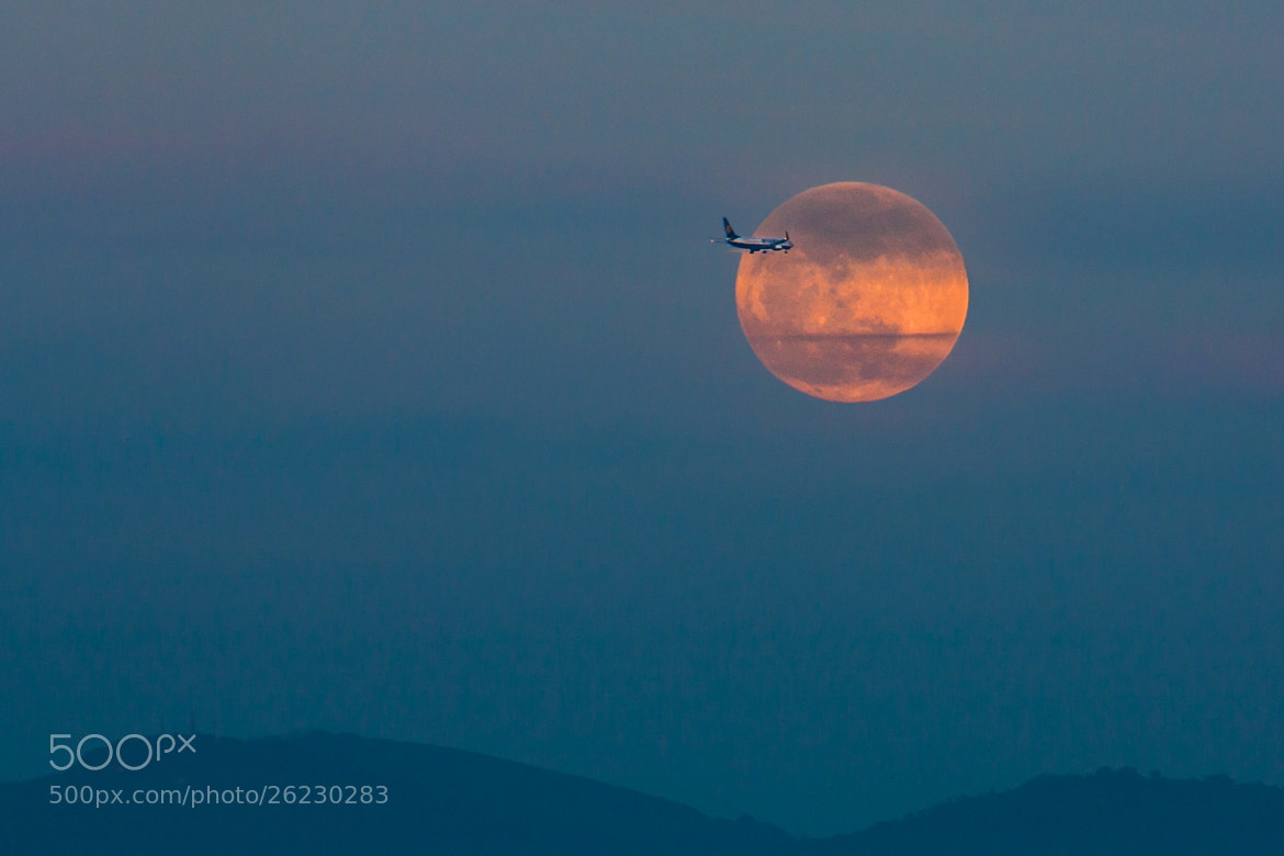Photograph Moon's landing by L. G. - luigig75 on 500px