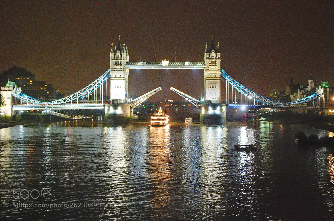 Photograph Tower Bridge London by Bill Brown on 500px