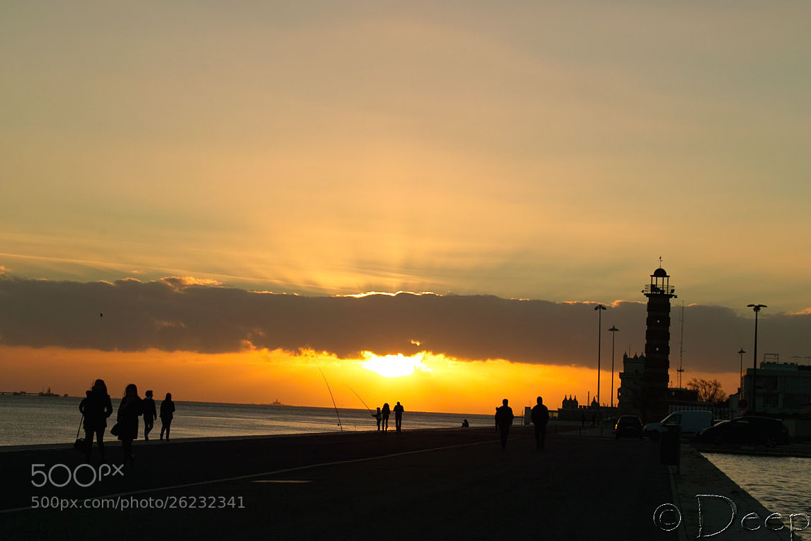 Photograph Before the Sunset by DeepInDraw on 500px
