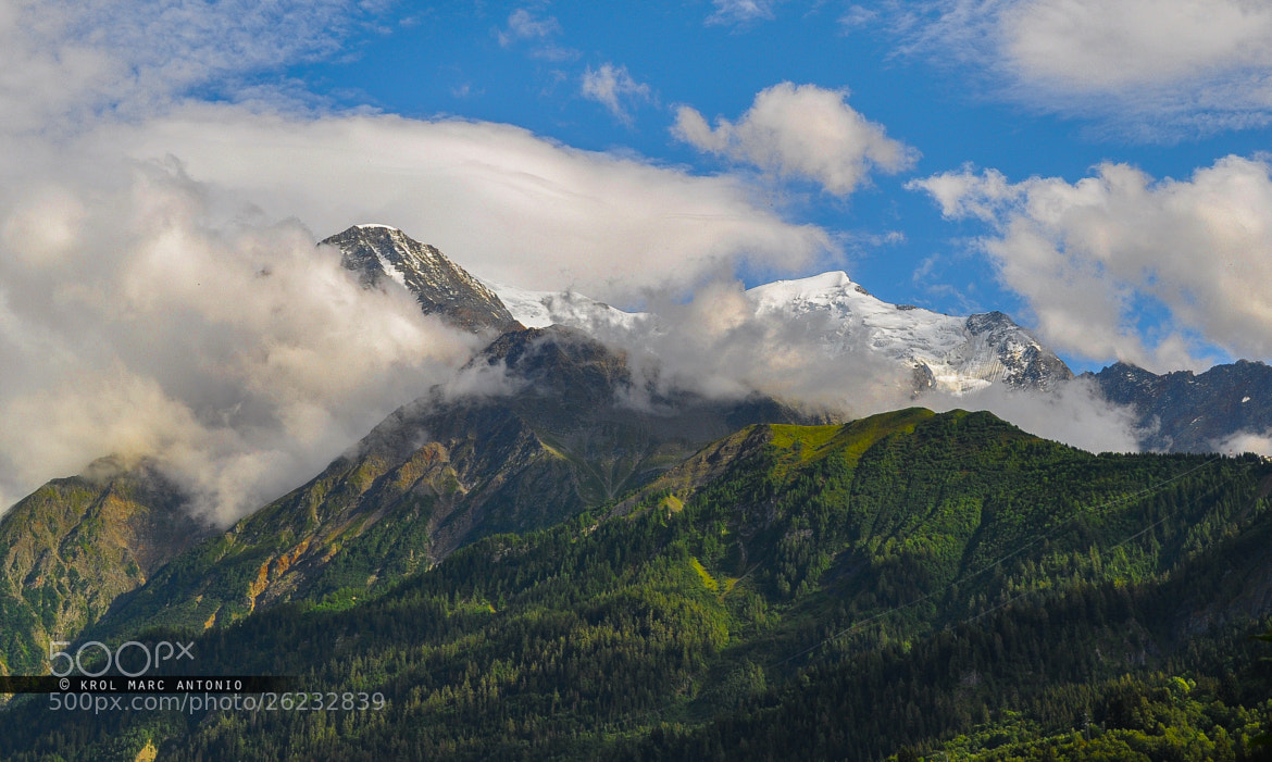 Photograph View from Charousse by Krol  Marc Antonio on 500px