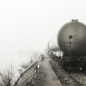 Train Fantôme   by Jean-Baptiste Poulain (jbuth)) on 500px.com