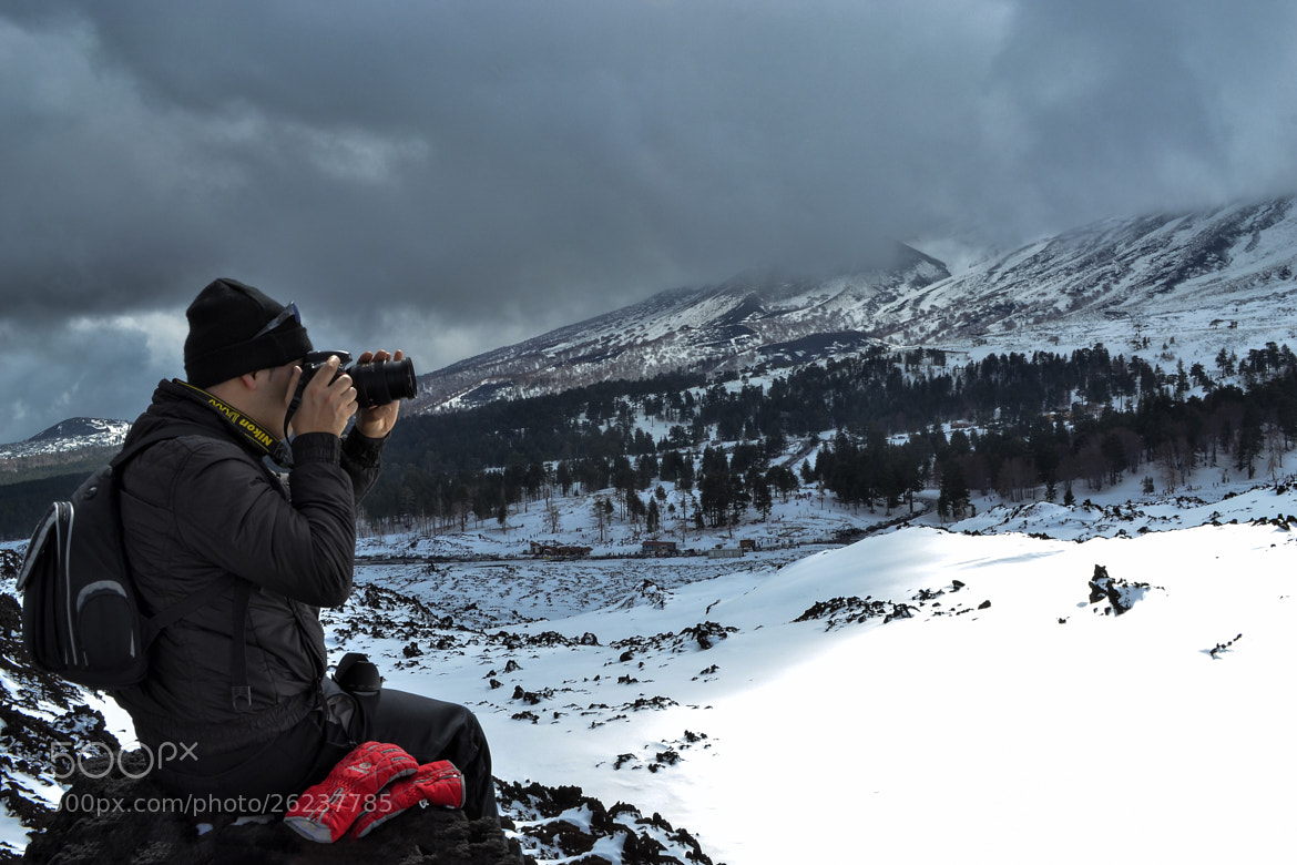 Photograph The great cold distance by Salvo Mangiaglia on 500px