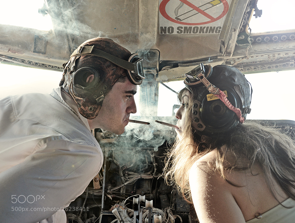 Photograph No Smoking! by Victor Vertsner on 500px