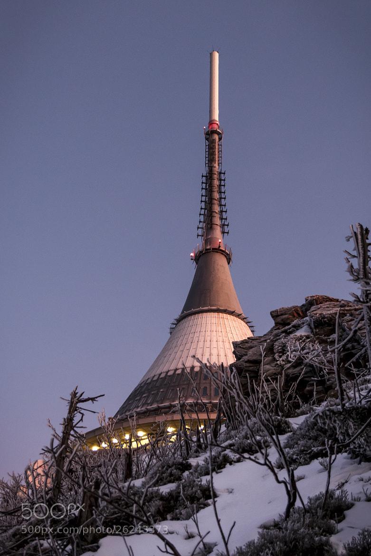 Photograph Hotel Jested by Marcin Brygała on 500px
