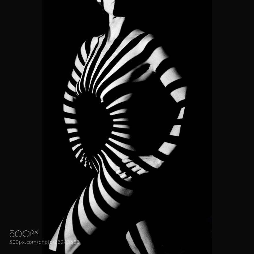 Photograph Striped by Theres Beswick on 500px