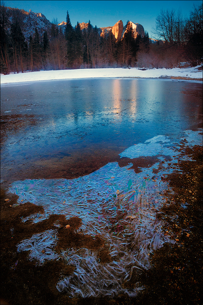 Photograph Colorful Ice and Pond by Don Smith on 500px