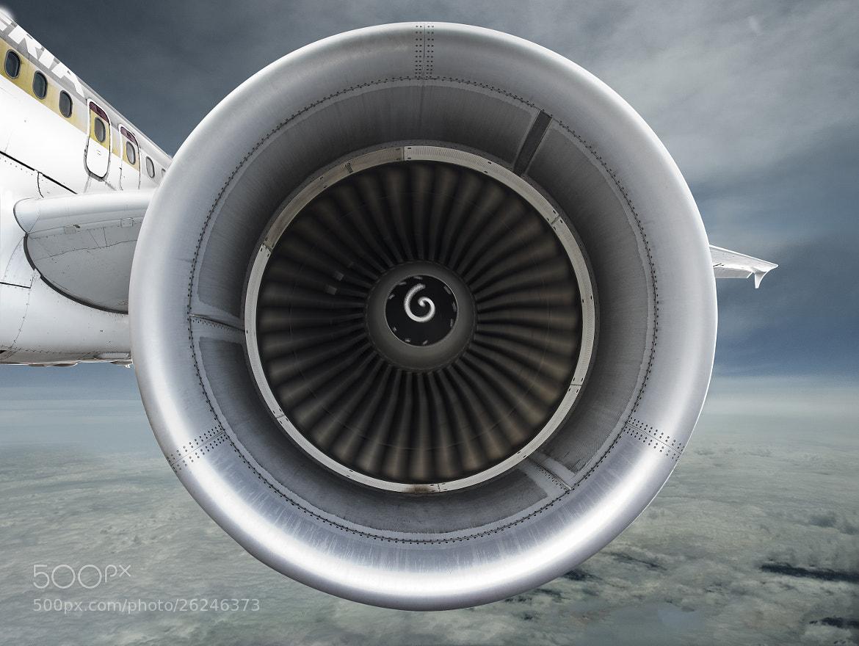 Photograph Turbofan by Chema Ocaña on 500px