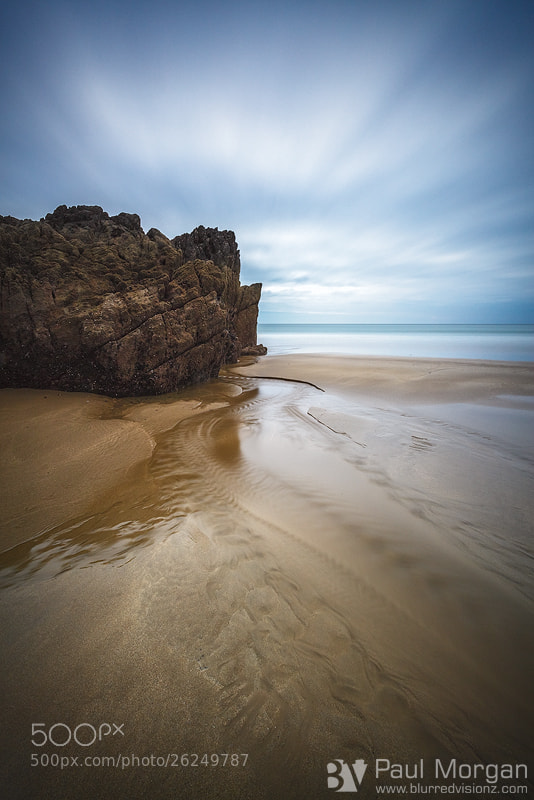 Photograph Sand Streams by Paul Morgan on 500px