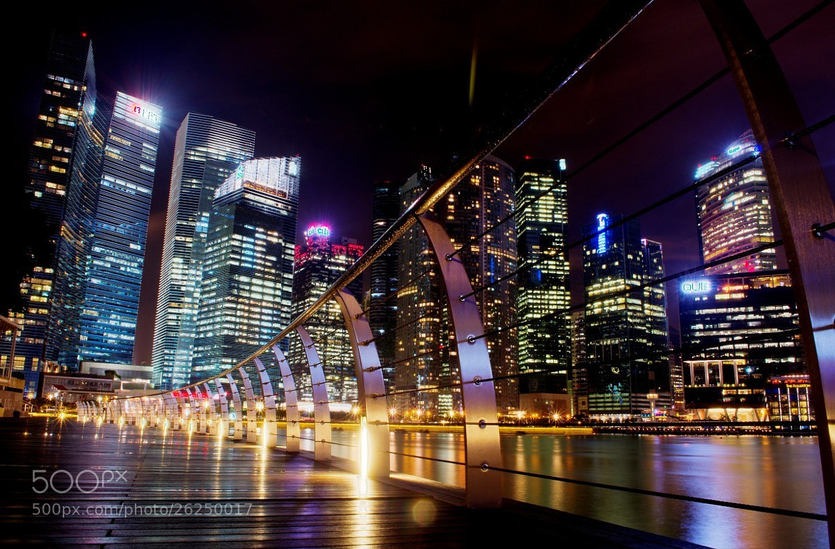 Photograph Singapore by Jonas Harth on 500px