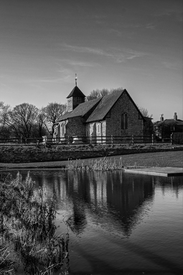 Photograph The Church of St. Thomas the Apostle at Harty by Steve Clancy on 500px