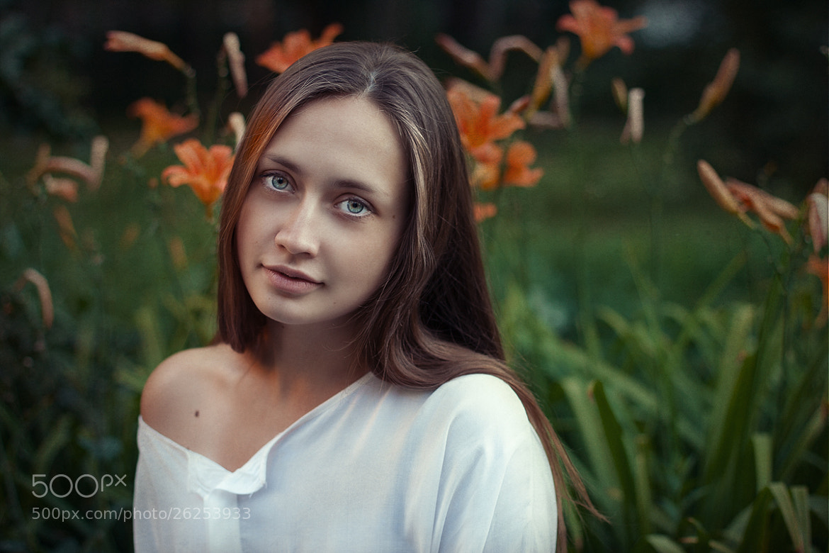 Photograph Julia by Anton Likhach on 500px