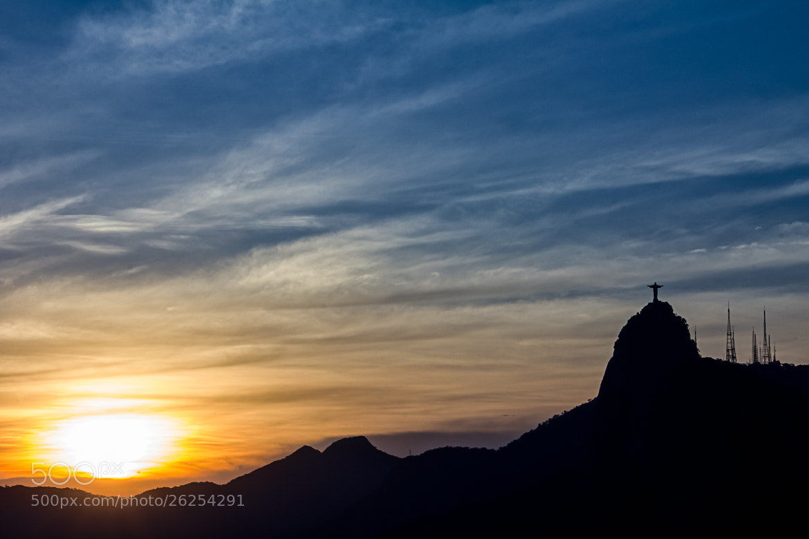 Photograph Christ the Redeemer by Cucu Andrei on 500px