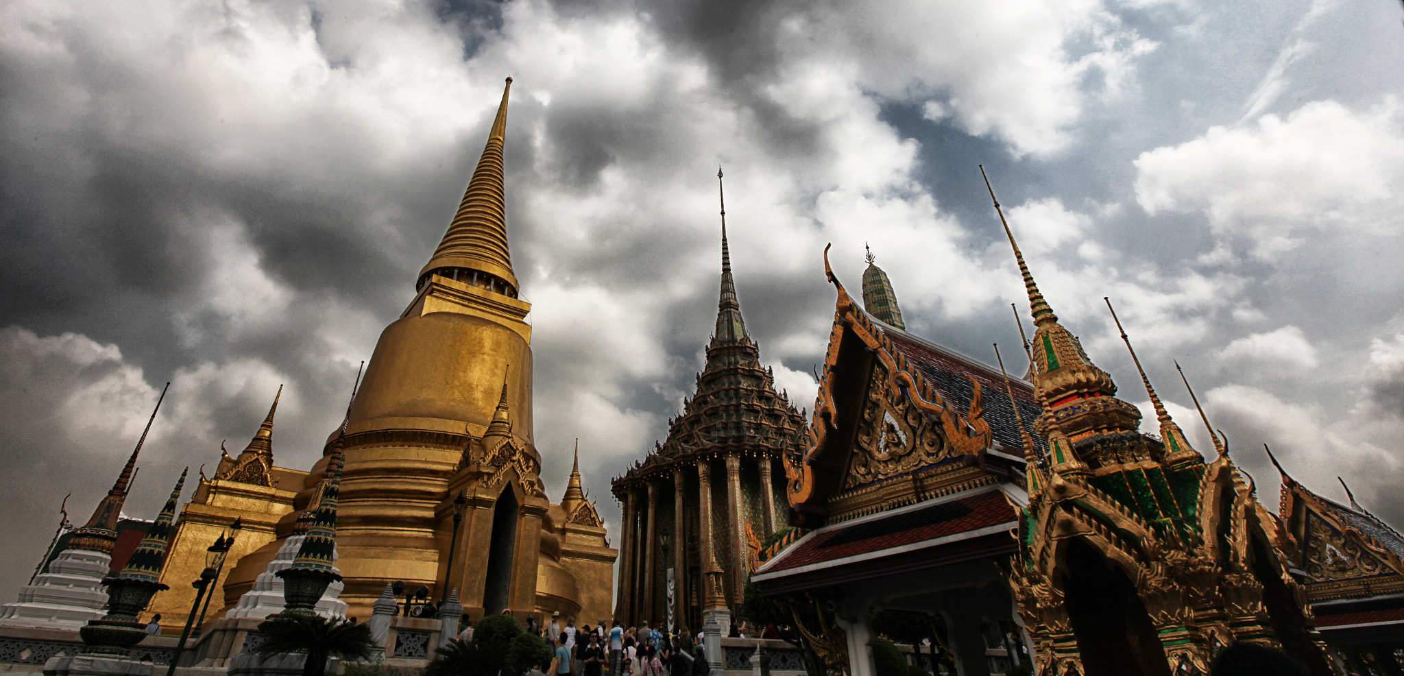 Photograph Thai Temples by David Babayan on 500px