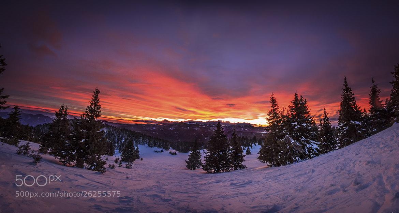 Photograph Ski paradise by Nick Pandev on 500px