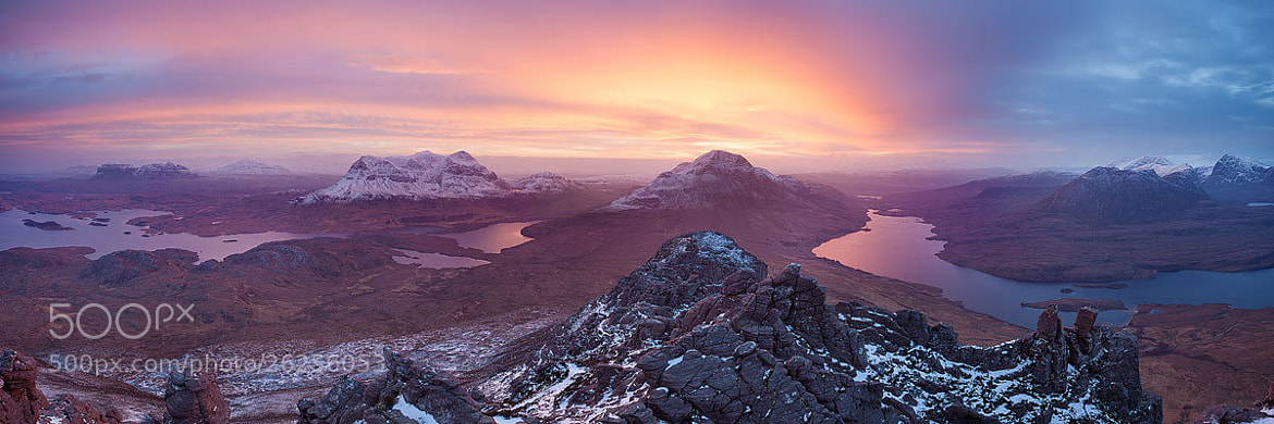 Photograph Assynt by Alex Nail on 500px