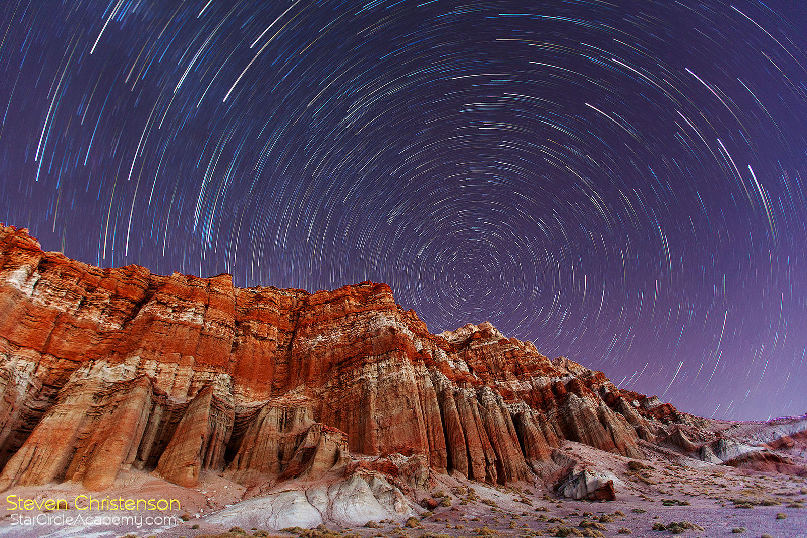 Photograph Red Rock Cometary by Steven Christenson on 500px
