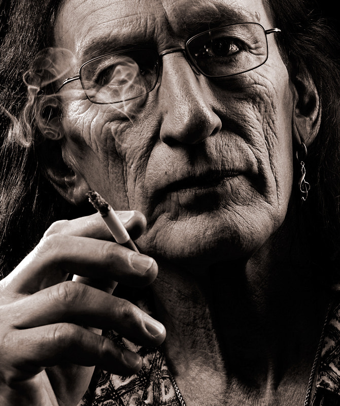Photograph Ken Hensley by Svetlana Petrova on 500px