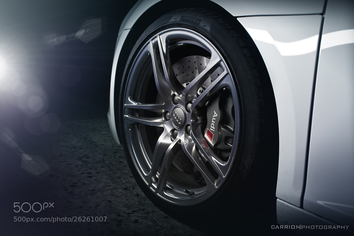 Photograph wheels R8 ceramic system by JJCarrion  on 500px