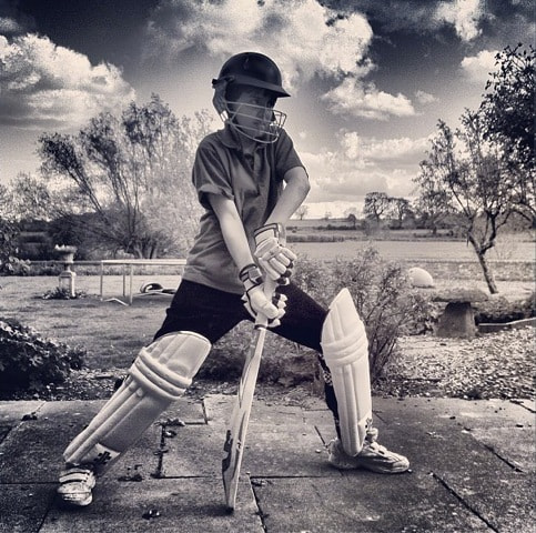 Photograph cricketer by Lara Compton on 500px