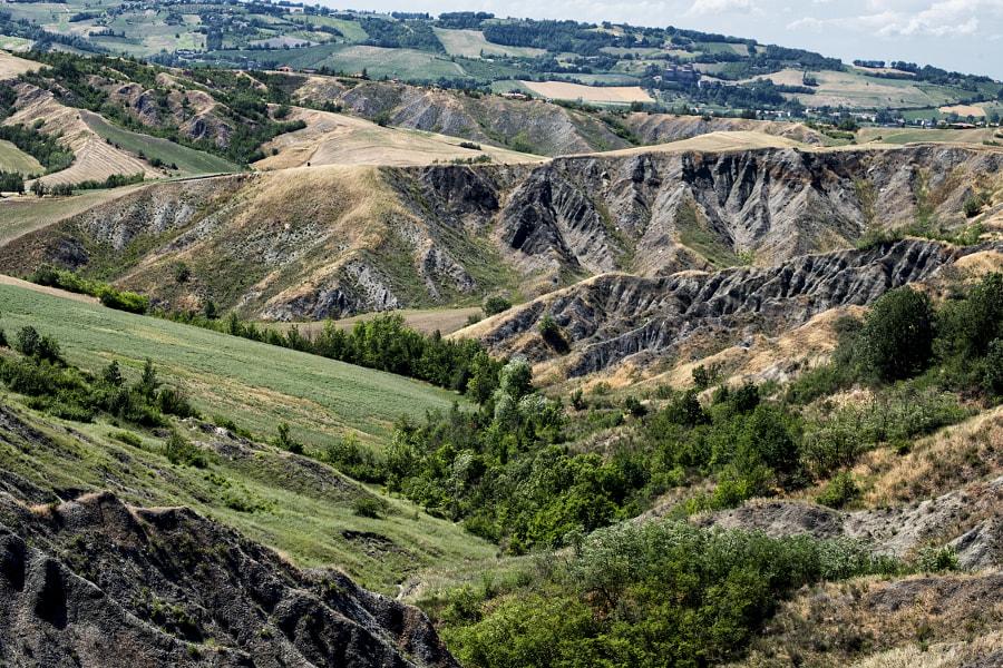 Rivalta di Lesignano (Parma, Italy): summer landscape by Claudio G. Colombo on 500px.com