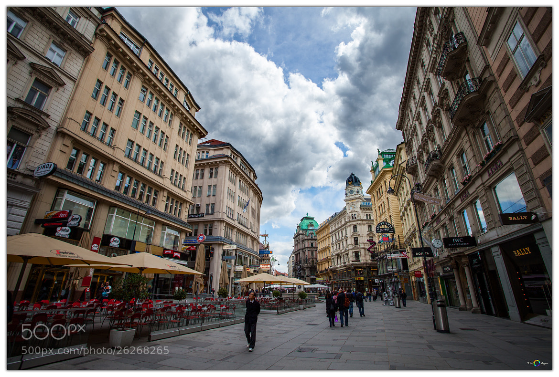 Photograph Kärntner Straße by Tim Nazarov on 500px