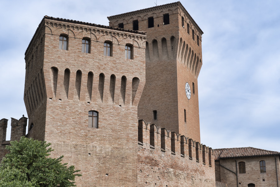 Formigine (Modena, Italy): castle by Claudio G. Colombo on 500px.com