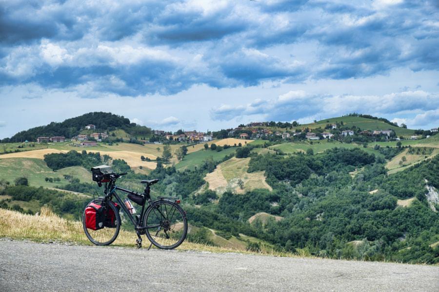 Summer landscape near Serramazzoni (Modena, Italy) by Claudio G. Colombo on 500px.com