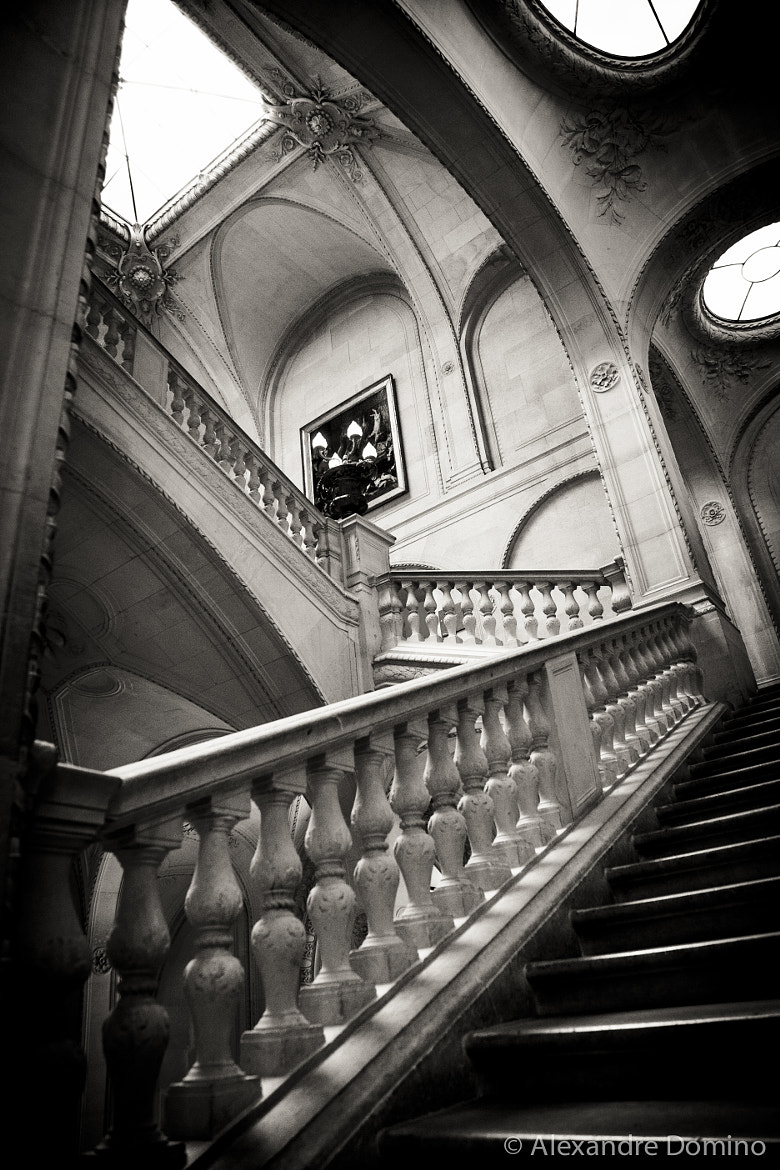Photograph Down stairs by Alex China on 500px