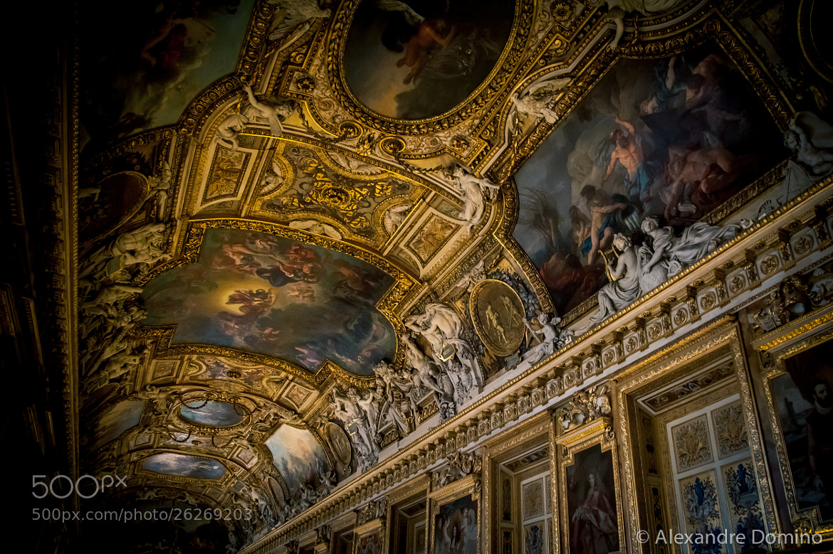Photograph Louvre Exploration by Alex China on 500px