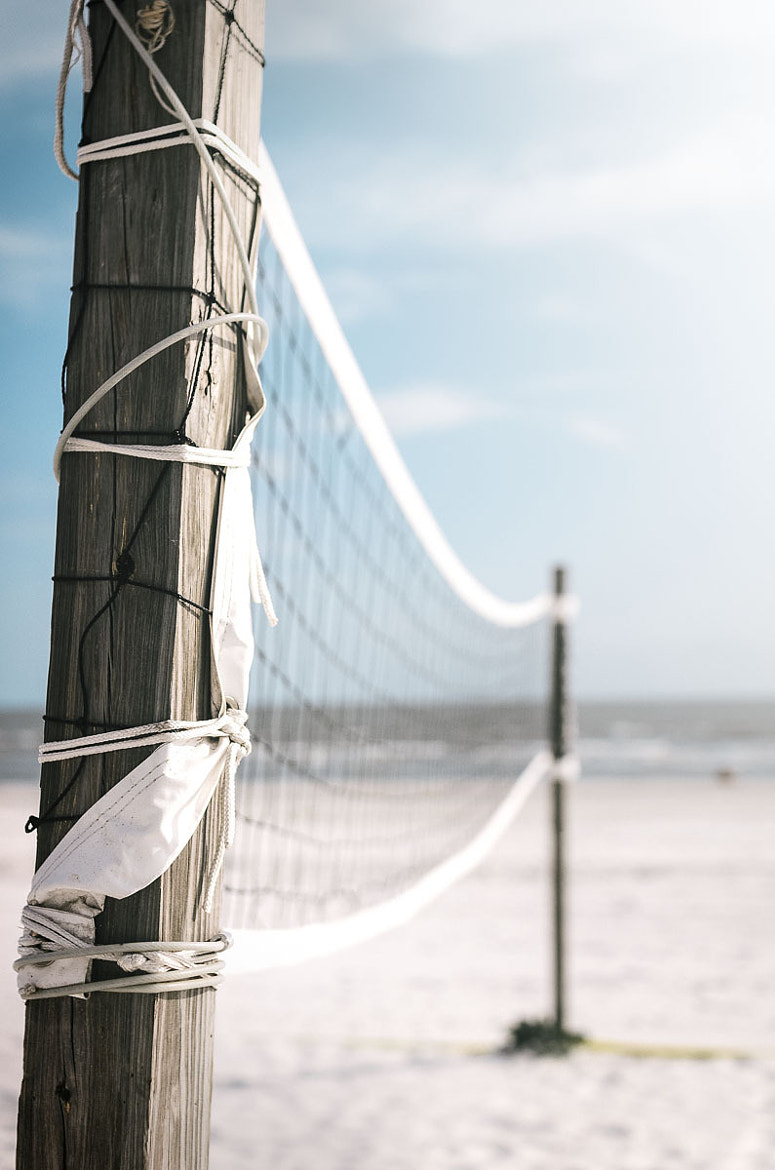Photograph Net on the Beach 2 by Blair Havryil on 500px