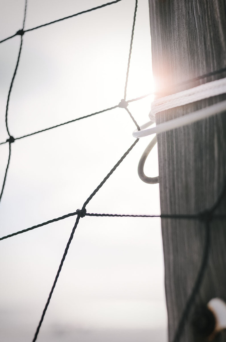 Photograph Net in the Sun by Blair Havryil on 500px