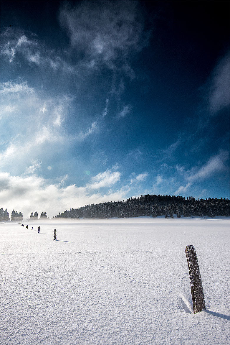 Photograph Landscape with snow by Lucas Perrin on 500px
