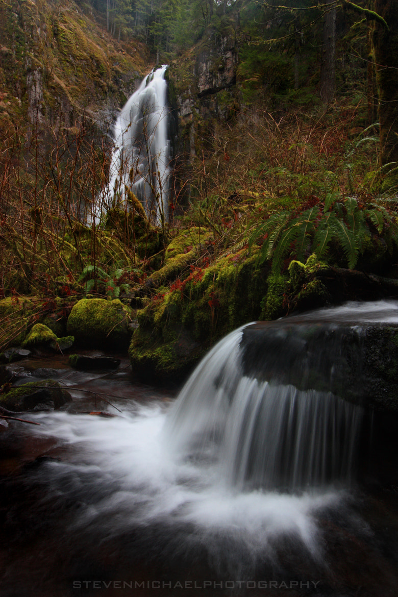 Photograph North Fork Falls by Steven  Michael on 500px