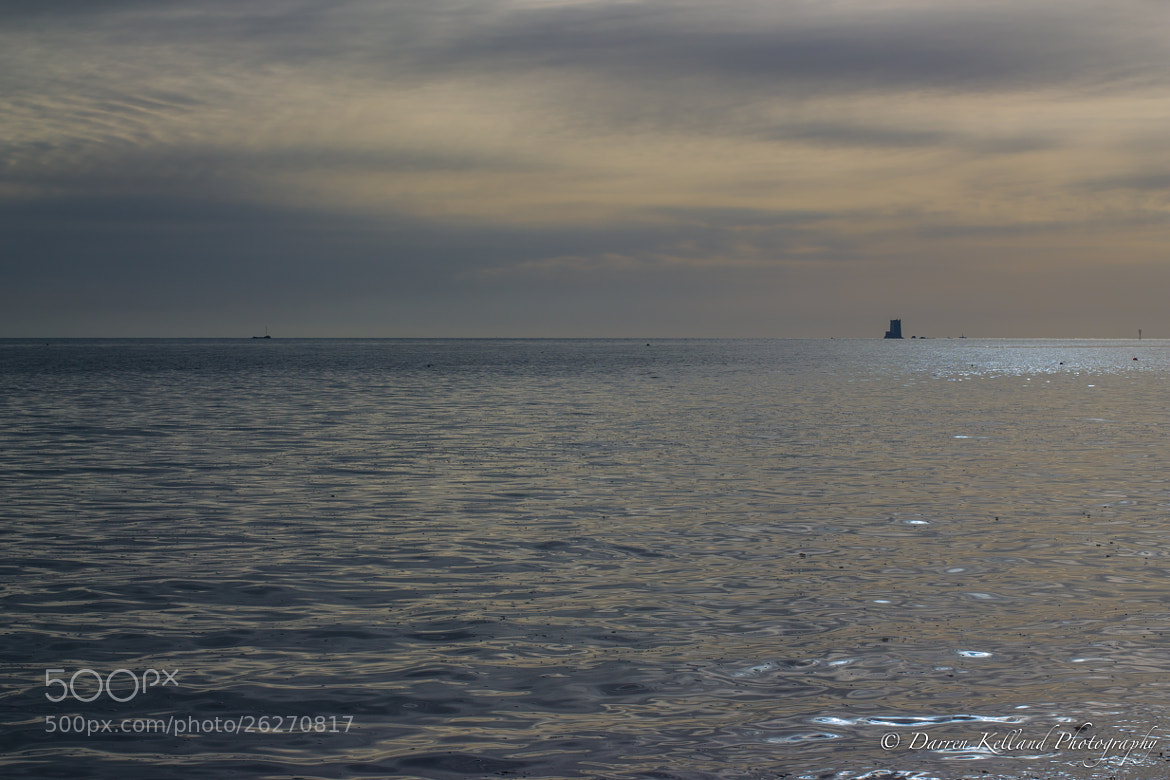Photograph The Sea & Seymour Tower by Darren Kelland on 500px