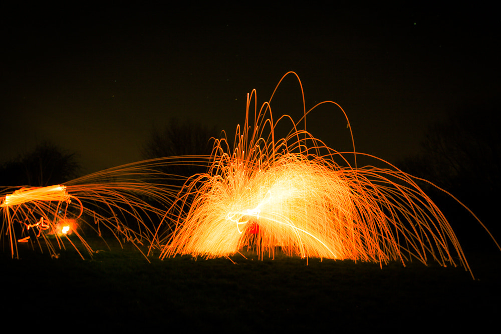 Photograph Fire Painting, 5 by Adam Abbott on 500px
