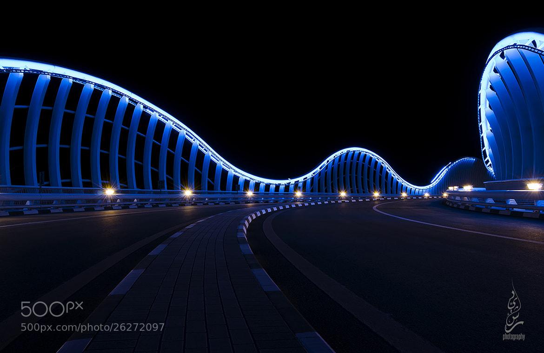 Photograph Dark Bridge by Rachid Benhrimida on 500px