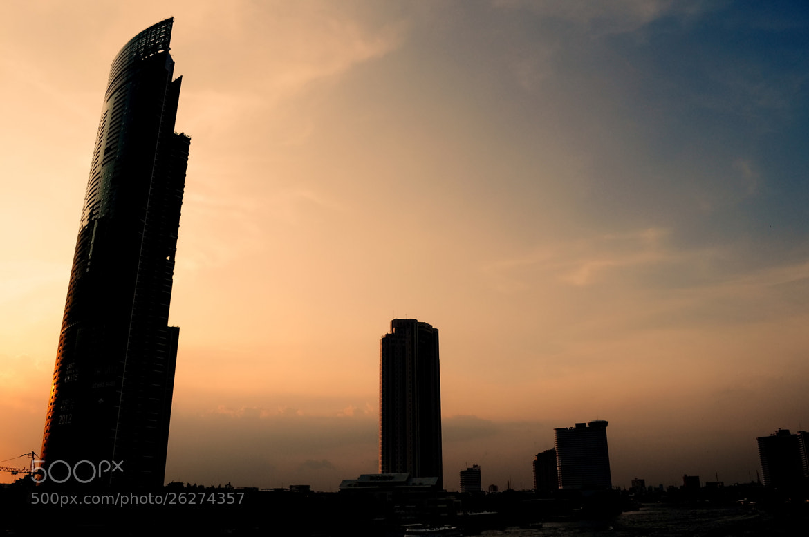 Photograph Silhouette by ICZ Limnusont on 500px